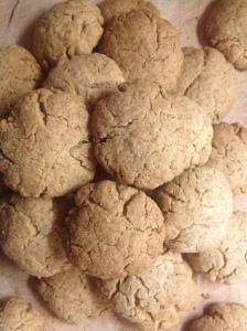 Yorkshire Gingernuts